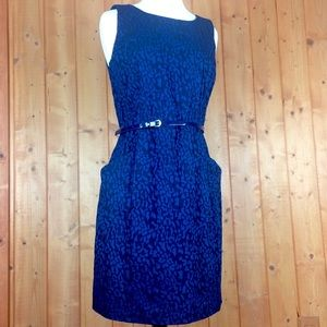 Tommy Hilfiger Stretchy Belted BodyCon  Career 12